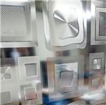 Vinil Decor Cristal Vision 0,10 130g 1,22mtx50mts