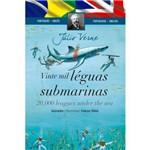 Vinte Mil Léguas Submarinas - Coleção Clássicos Bilíngues