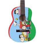 Violao Infantil Criança Phx Snoopy Amigos Visa1