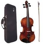 Violino Eagle Vk544 4/4 Envelhecido com Case, Breu e Arco