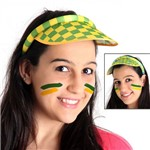Viseira Brasil - Copa do Mundo U