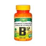 Vitamina B12 Cianocobalamina 9,9mcg - 60 Cápsulas - Unilife