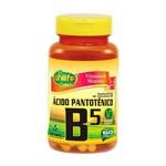 Vitamina B5 Ácido Pantotênico 60 Capsulas
