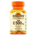 Vitamina C 500mg Sundown 100 Tablets