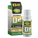 Vitamina D2 em Gotas 20ml Unilife