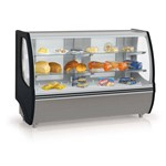 Vitrine Neutra Mvsp-140 Star Plus Top Gelopar