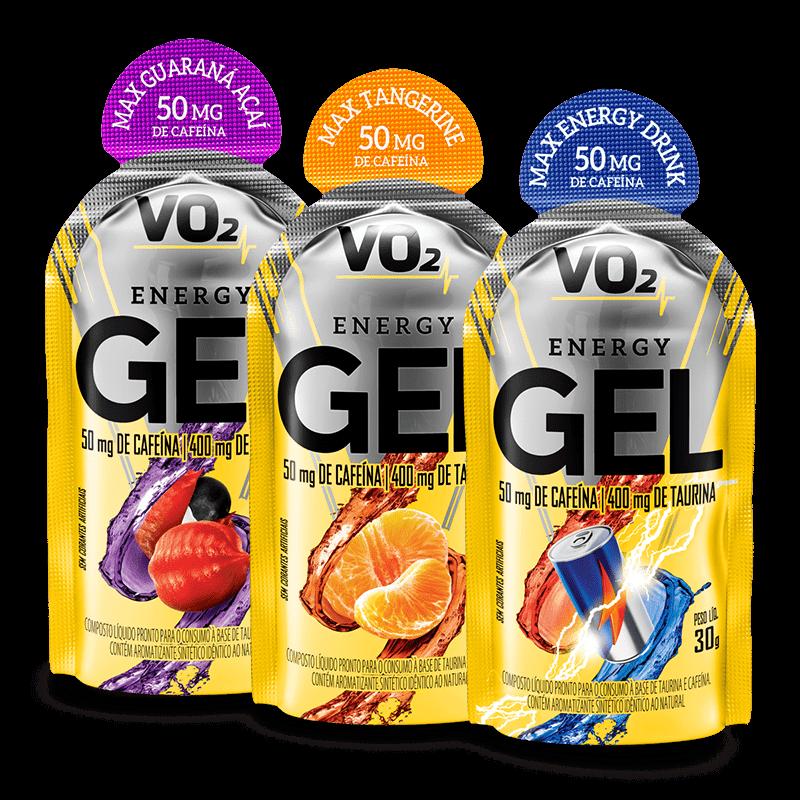 Vo2 Energy Gel Caffeine (Unidade-30g) IntegralMedica