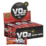 Vo2 Protein Bar 24 Uni Morango