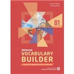 Vocabulary Builder B1 - With Answers - Richmond Publishing