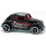 Volkswagen Beetle - Carrinho - Hot Wheels - Checkmate - 8/9 - 262/365 - 2017 - 3evdo