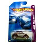 Volkswagen Beetle - Carrinho - Hot Wheels - Team Volkswagen - 129/196 - 2007 - M6903