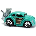 Volkswagen Beetle - Carrinho - Hot Wheels - Tooned - 07/10 - 74/365 - 2015 - Jbxs9
