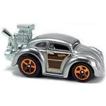 Volkswagen Beetle - Carrinho - Hot Wheels - Tooned - 07/10 - Zamac - 2015 - Sna2w
