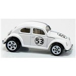 Volkswagen Beetle - Carrinho - Hot Wheels - Workshop - 191/250 - 2013 - Bfd65