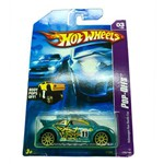 Volkswagen New Beetle Cup - Carrinho - Hot Wheels - Pop-offs - 03/04 - 039/180 - 2006 - K7556