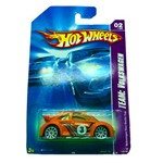 Volkswagen New Beetle Cup - Carrinho - Hot Wheels - Team Volkswagen - 130/196 - 2007 - M6904