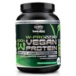 W-Pro Vegan Protein 900g - Unilife - Morango