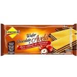 Wafer Chocolate/avelã Zero Açúcar 115g Lowcucar