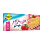 Wafer de Morango Sem Açúcar Lowçucar