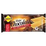 Wafer Zero Açúcar - Sabor Chocolate -115g - Lowçúcar