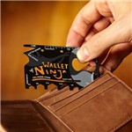 Wallet Ninja - Cartão Multifuncional 18 em 1