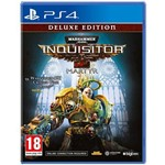 Warhammer 40000 Inquisitor: Martyr Deluxe Edition - Ps4