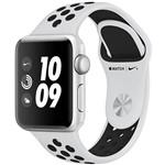 Watch Nike+ GPS 42mm Prata - Apple