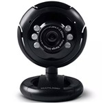 Webcam Night Vision Toy 16mp Microfone Multilaser Garantia