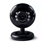 Webcam Night Vision Toy 16mp Microfone Multilaser Wc045