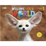 Welcome To Our World 1 Activity Book - All Caps - Cengage