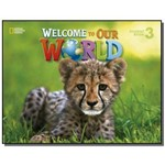 Welcome To Our World 3 - Classroom Audio Cd