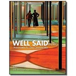 Well Said: Pronunciation For Clear Communication - 2nd Edition - Intro - Text
