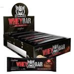 Whey Bar Darkness Integralmédica (caixa com 8) - Doce de Leite com Chocolate