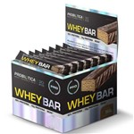Whey Bar Low Carb Peanut - Caixa com 24 Un
