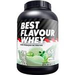 Whey Best Whey Flavour 900gr - Synthesize (sabor: Frapê de Limão)
