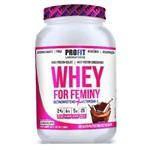 Whey For Feminy 900gr - ProFit