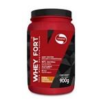 Whey Fort - Vitafor - 900g Laranja com Acerola