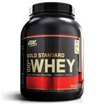 Whey Gold Standard 2.270kg + Creatina 150g - Optmum - Baunil