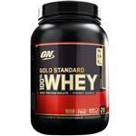 Whey Gold Standard - 900g - Sabor Brigadeiro - Optimum Nutrition