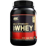 Whey Gold Standard - 900g - Sabor Doce de Leite - Optimum Nutrition
