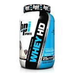Whey HD 950g BPI Sports - Milk And Cookies