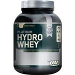 Whey Hydro Platinun Suplemento Alimentar 1590g Baunilha - Optimum Nutrition