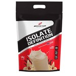 Whey Isolado 1.8kg - Isolate Definition - Bodyaction Sabor Chocolate