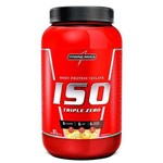 Whey Isolado Iso Triple Zero - 900g
