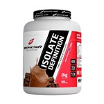 Whey Isolate Definition - Pote de 2kg - Body Action