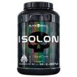 Whey Isolon 907g Black Skull
