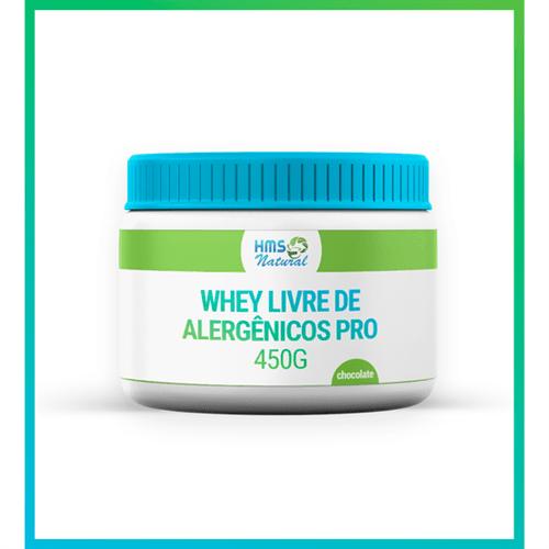 Whey Livre de Alergênicos Pro 450g Chocolate