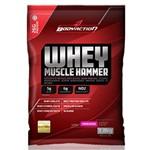Whey Muscle Hammer (1,8kg) BodyAction - Chocolate