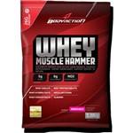 Whey Muscle Hammer - Body Action 1,8kg Refil - Morango