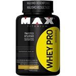 Whey PRO 1kg - Max Titanium (Promoção/Atacado/Sabores)